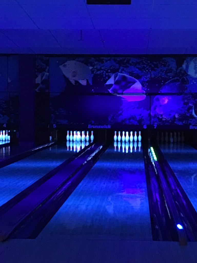 bowling, Levi, Finland